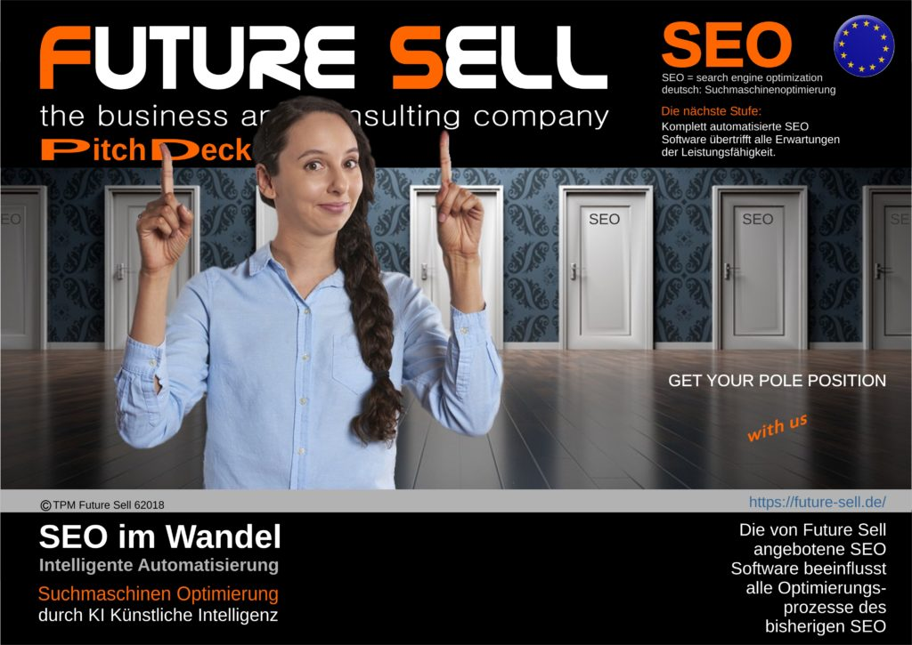 Pitch Deck future-sell